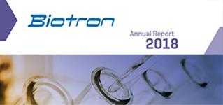 Biotron 2018 Annual Report
