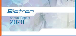 Biotron 2020 Annual Report