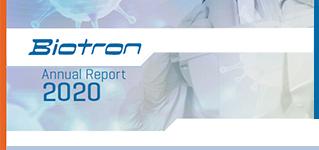 Biotron 2020 Annual Report